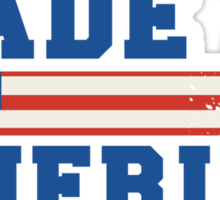 Made In America Sticker