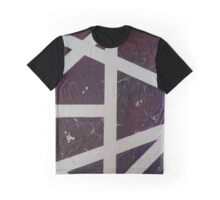 Shattered Galaxy (Upper Left) Graphic T-Shirt