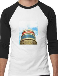 Coors Beer Barrel Men's Baseball ¾ T-Shirt
