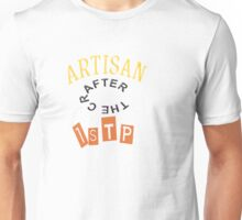 ISTP Artisian personality type Unisex T-Shirt