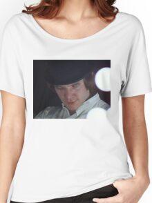 Malcolm McDowell - Alex (A Clockwork Orange) Women's Relaxed Fit T-Shirt