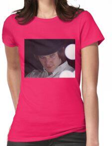Malcolm McDowell - Alex (A Clockwork Orange) Womens Fitted T-Shirt