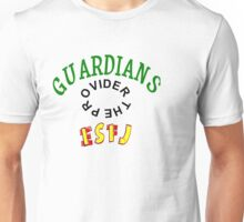 ESFJ Guardian personality type. Unisex T-Shirt