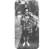 MATTY HEALY AND JESSE RUTHERFORD iPhone Case/Skin