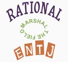 ENTJ Rationals personality type. by mav04