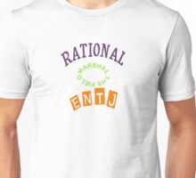 ENTJ Rationals personality type. Unisex T-Shirt