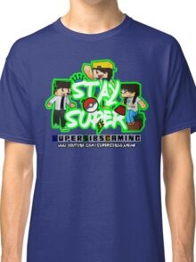 Stay Super! - SuperSibsGaming Classic T-Shirt