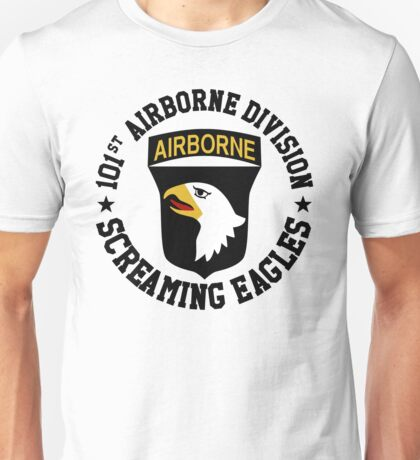 Screaming Eagles Unisex T-Shirt