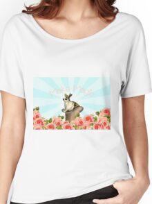 Make Magic Rabbit Women's Relaxed Fit T-Shirt