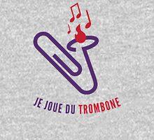 """Je joue du """"trombone"""" Unisex T-Shirt"""