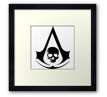 Assassin's Creed Tshirts Framed Print