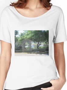 Archway to Water Women's Relaxed Fit T-Shirt