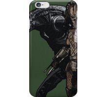 Alien or Predator? iPhone Case/Skin