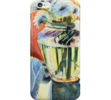 Floral Refraction iPhone Case/Skin