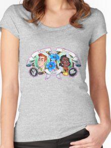 Vivit, Vixit, Vivet Women's Fitted Scoop T-Shirt