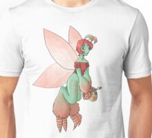 Fluffy Fairy Artist Unisex T-Shirt