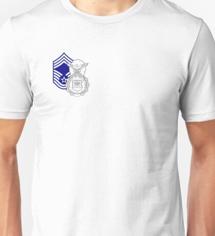 Security Forces Chief  Unisex T-Shirt