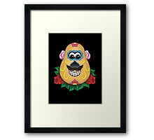 Day of the Spud Framed Print