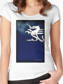 Dragon's Cardiff Women's Fitted Scoop T-Shirt