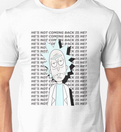 Rick and Morty: Rick Sanchez Unisex T-Shirt