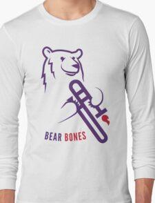 Bear Bones Long Sleeve T-Shirt