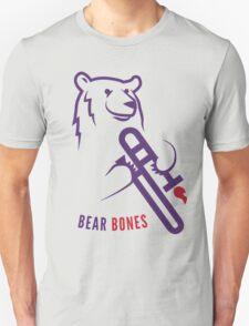 Bear Bones Unisex T-Shirt
