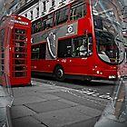 London City by Francisco Martin Falcon