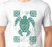 Honu print Unisex T-Shirt