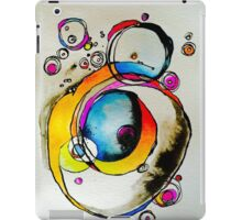 Watercolor and ink iPad Case/Skin