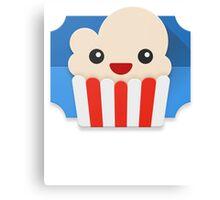 Popcorn Time Canvas Print