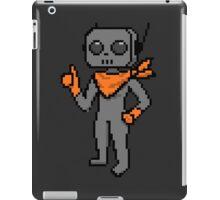 roe pixel art iPad Case/Skin