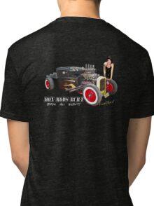 Hot Rods Built T-Shirt from VivaChas! Tri-blend T-Shirt