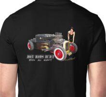 Hot Rods Built T-Shirt from VivaChas! Unisex T-Shirt