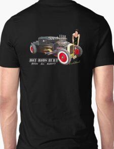 Hot Rods Built T-Shirt from VivaChas! T-Shirt