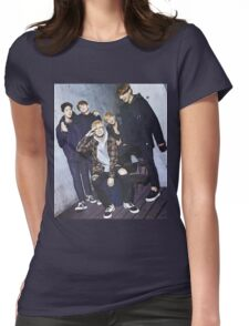 Day6 - Group Womens Fitted T-Shirt
