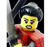 Samurai Photographic Print