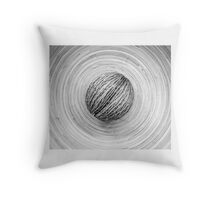 Pong Pong  Throw Pillow