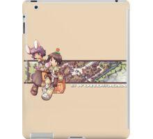 [RO1] Classic Swordsman iPad Case/Skin