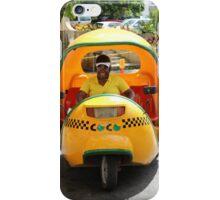 Cuban Taxi iPhone Case/Skin