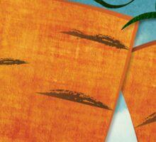 Carrots for Giants Sticker