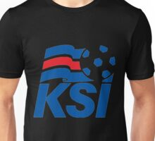 ICELAND FOOTBALL 2016 Kit Unisex T-Shirt