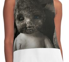 Sweet Baby Doll Contrast Tank