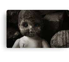 Sweet Baby Doll Canvas Print