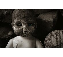 Sweet Baby Doll Photographic Print