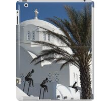 Church of Ypapantis iPad Case/Skin