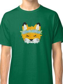 Fox & Flowers Classic T-Shirt