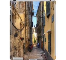 Campiello Alleyway iPad Case/Skin