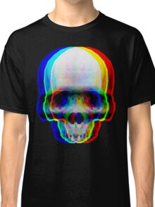 Glitch Scull Classic T-Shirt