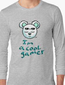 I'm a cool gamer Long Sleeve T-Shirt