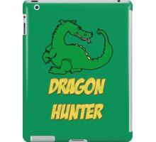 Dragon Hunter Tee Shirt iPad Case/Skin